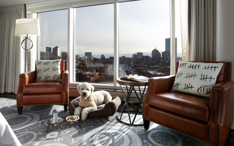 Liberty Hotel Boston Pet-Friendly Hotels - Destination Deluxe
