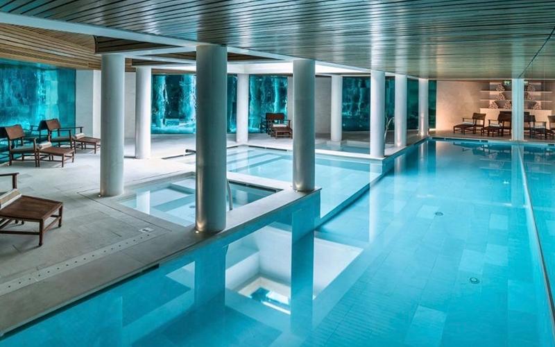 Luxury Retreats in Europe Aman Le Melezin - Destination Deluxe