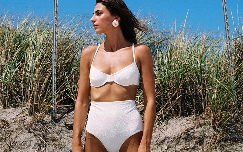 Mara Hoffman Sustainable Swimwear - Destination Deluxe