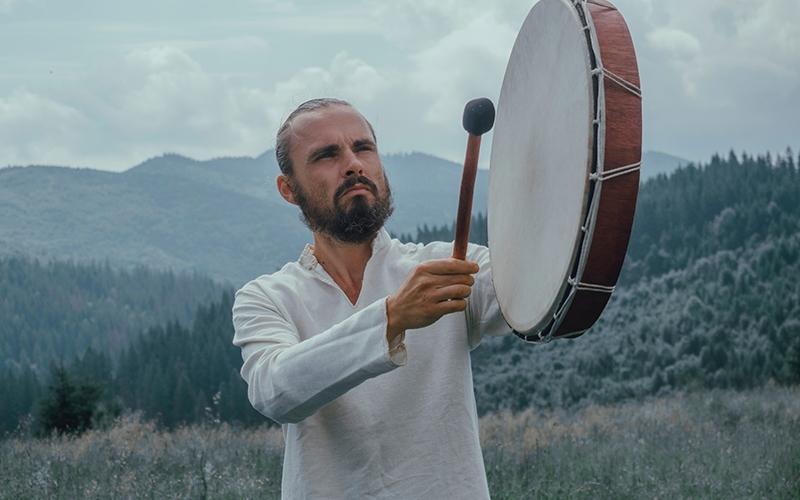 Shaman Drumming - Destination Deluxe
