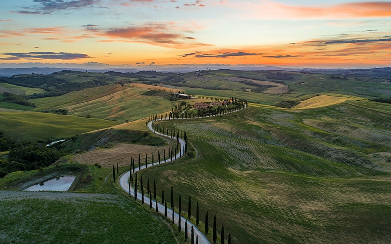 Tuscany Mediterranean Retreats - Destination Deluxe