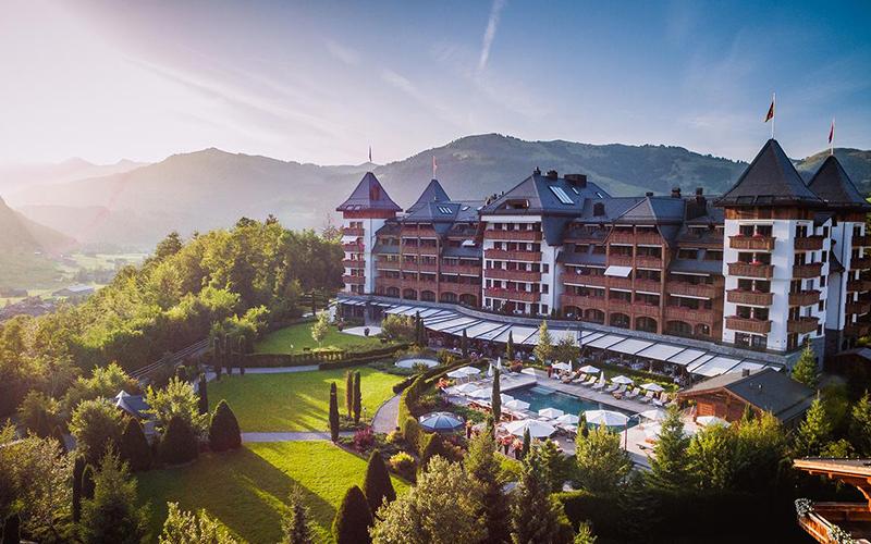 Alpina Gstaad - Destination Deluxe