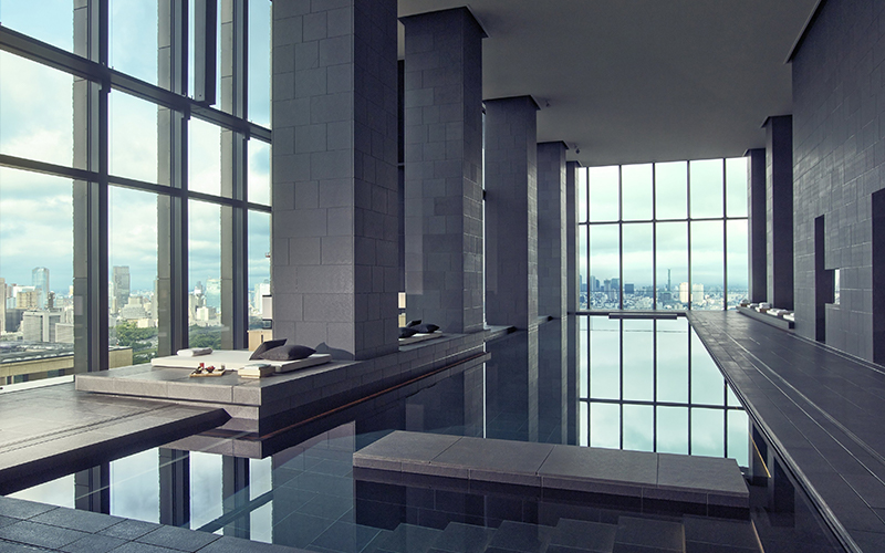 Aman Tokyo Urban Wellness Retreat of the Year 2020 - Destination Deluxe