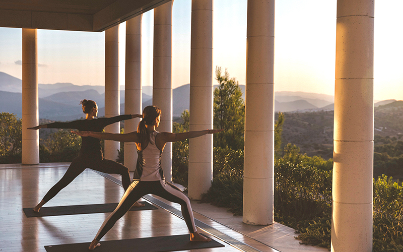 Amanzoe Detox Retreat Wellness Program of the Year 2020 Shortlist - Destination Deluxe