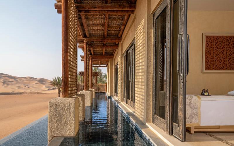 Anantara Spa Qasr Al Sarab - Destination Deluxe