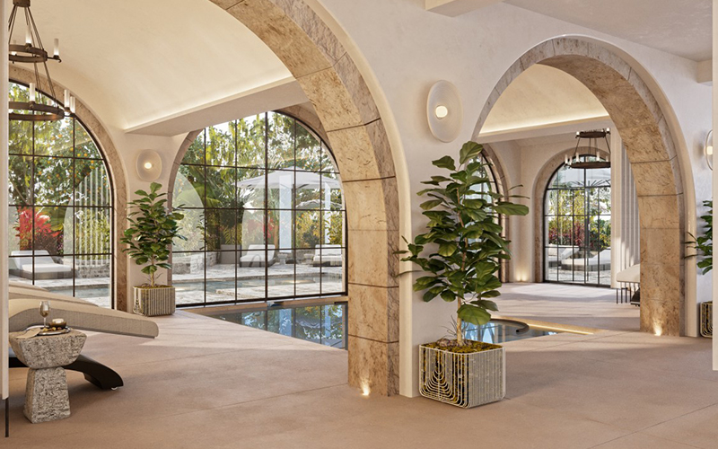 Athenaeum Spa at Corinthia Palace Malta New Spa of the Year 2020 Shortlist - Destination Deluxe