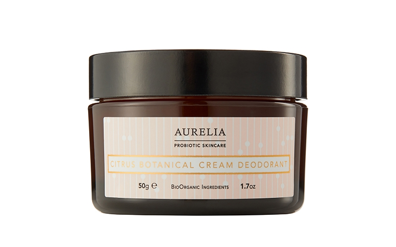 Aurelia Botanical Cream Deodorant - Destination Deluxe