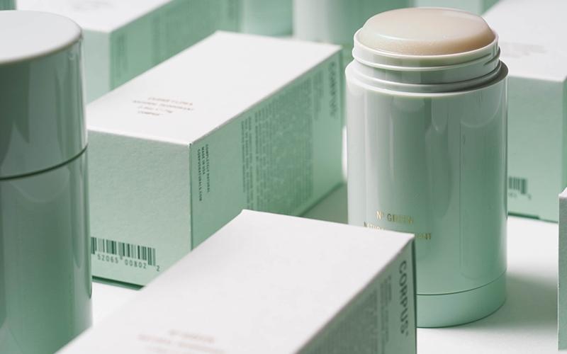 Corpus Natural Deodorants - Destination Deluxe