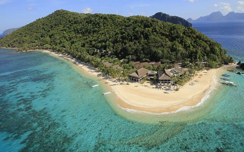 El Nido Pangulasian Island- Destination Deluxe