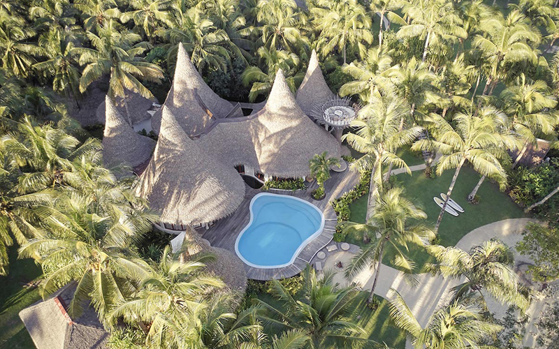 Nay Palad Hideaway Eco-Hotel of the Year 2020 Shortlist- Destination Deluxe