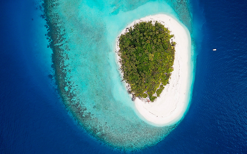 Private Island of the Year - Destination Deluxe