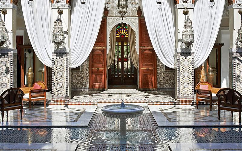 Royal Mansour - Destination Deluxe