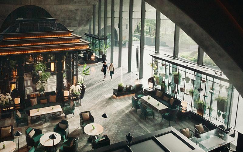 Sindhorn Wellness by Resense Urban Wellness Retreat of the Year 2020 - Destination Deluxe