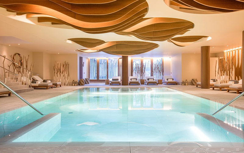 Six Senses Spa Courchevel - Destination Deluxe