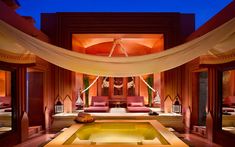 The Barai Hyatt Regency Hua Hin Spa of the Year 2020 Shortlist - Destination Deluxe