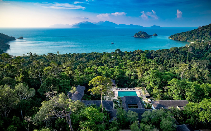 The Datai Langkawi Eco-Hotel of the Year - Destination Deluxe