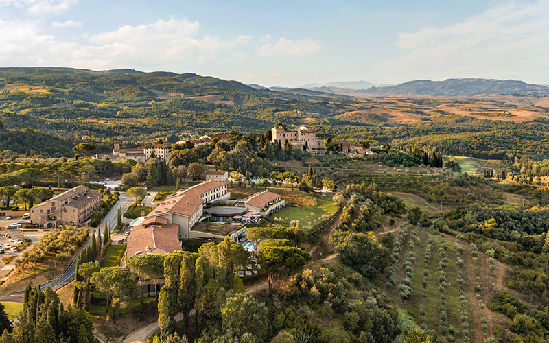 Toscana Resort Castelfalfi Italy - Destination Deluxe