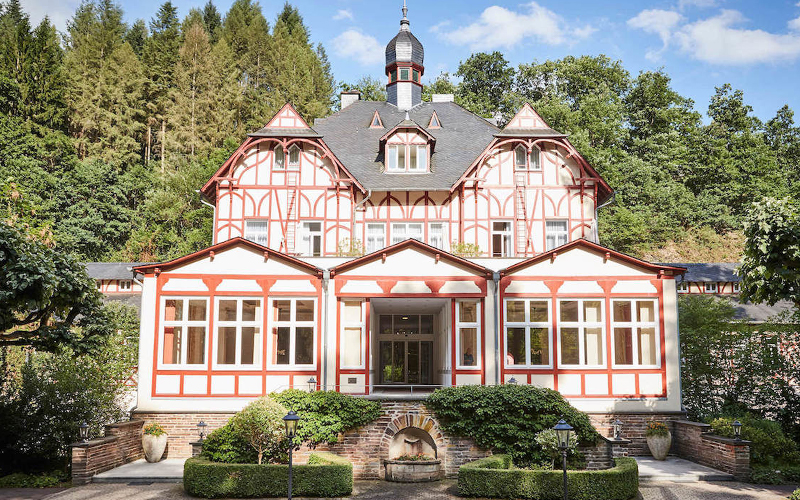 Ayurveda Parkschloesschen Wellness Retreats in Germany - Destination Deluxe