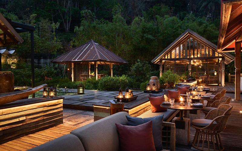 Rosewood Phuket Restaurants - Destination Deluxe