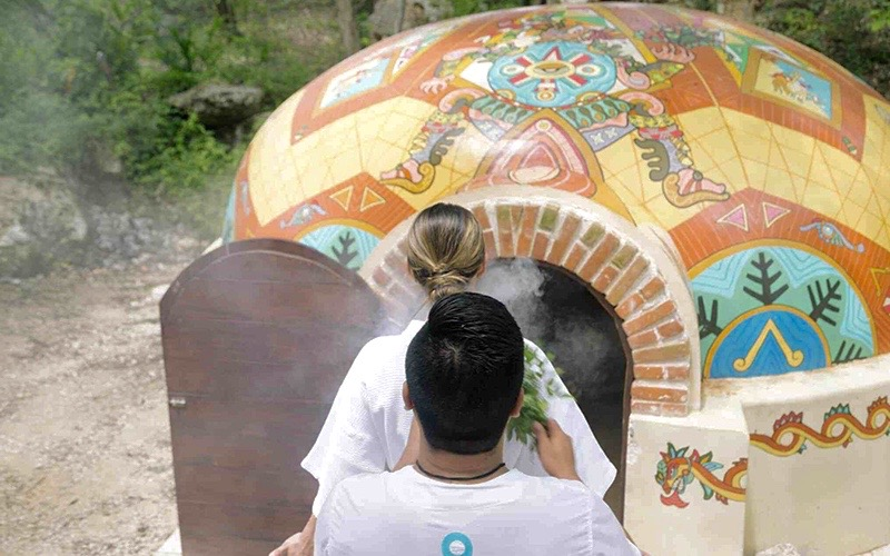 Temazcal Ceremony Chable Mexico Holistic Treatment of the Year 2020 Shortlist - Destination Deluxe