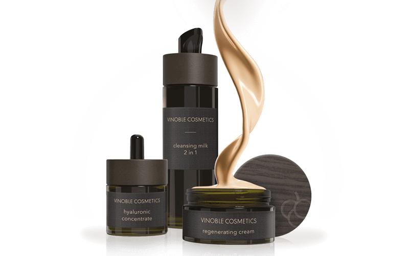 Vinoble Cosmetics Anti-Aging Skincare - Destination Deluxe