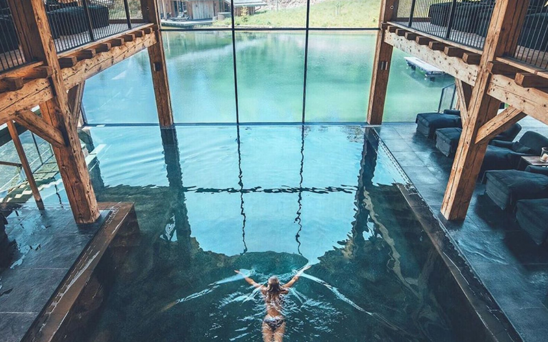 Epic Pools San Luis Lodges South Tyrol - Destination Deluxe