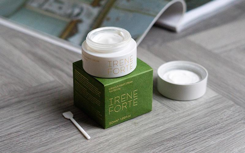 Irene Forte eco-friendly skincare - Destination Deluxe