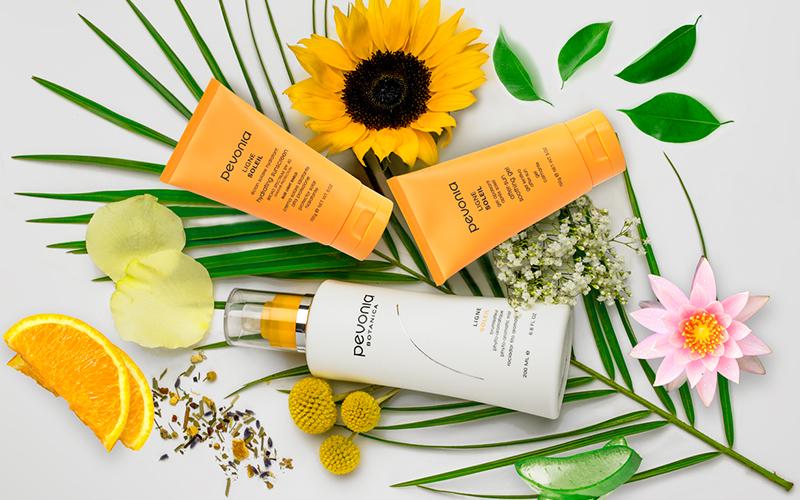 Pevonia natural eco-frienldy skincare - Destination Deluxe