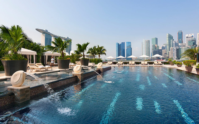 Spa Hotels in Singapore Mandarin Oriental - Destination Deluxe