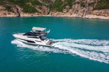 Fairline Yachts Simpson Marine - Destination Deluxe