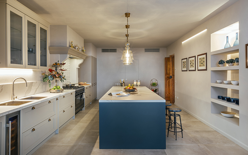 Oliveto Estate Healthy Cuisine - Destination Deluxe