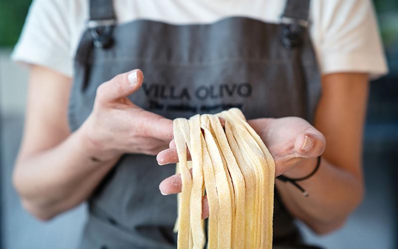 Oliveto Estate Homemade Pasta - Destination Deluxe