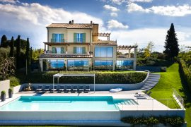 Oliveto Estate Italy Luxury Villas - Destination Deluxe