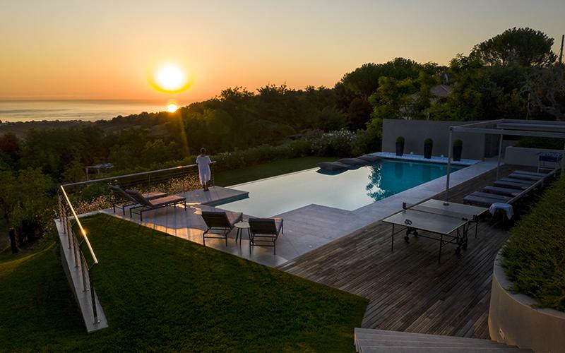 Oliveto Estate Villa Olivo Pool - Destination Deluxe