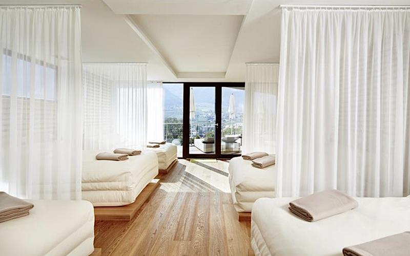 Preidlhof Spa Lounge - Destination Deluxe