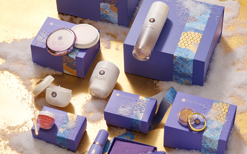 Tatcha Holiday Gift Set - Destination Deluxe