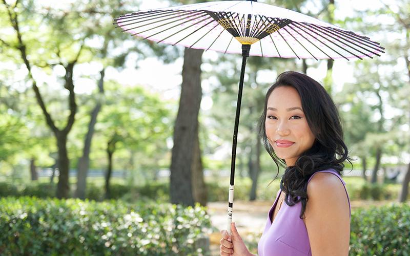 Victoria Tsai Tatche Founder - Destination Deluxe