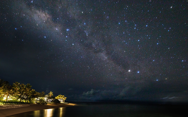 Banwa Private Island Stargazing - Destination Deluxe