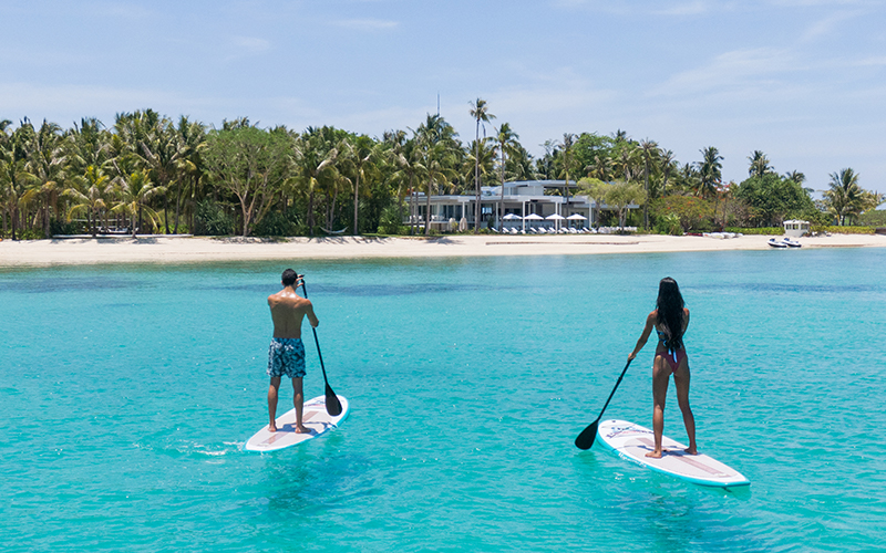 Banwa Private Island Watersports - Destination Deluxe