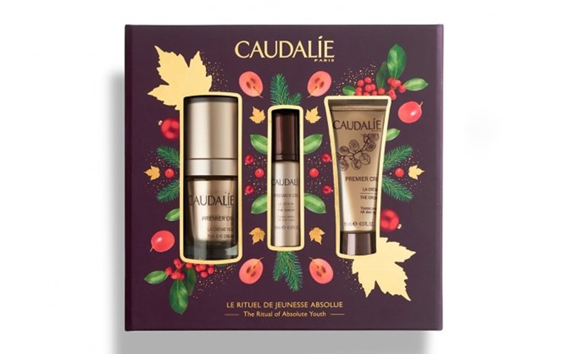 Caudalie Holiday Skincare Gift Sets Christmas - Destination Deluxe
