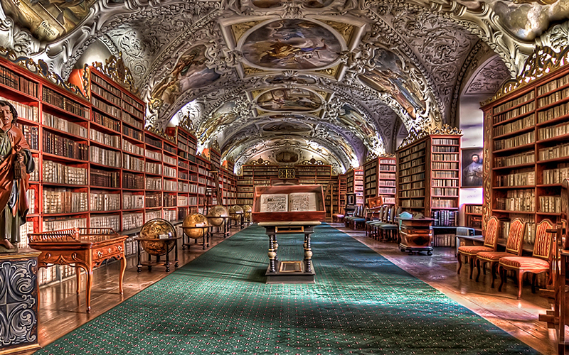 Reading the Akashic Records - Destination Deluxe