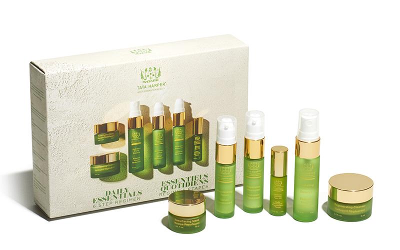 Tata Harper Holiday Skincare Gift Sets - Destination Deluxe