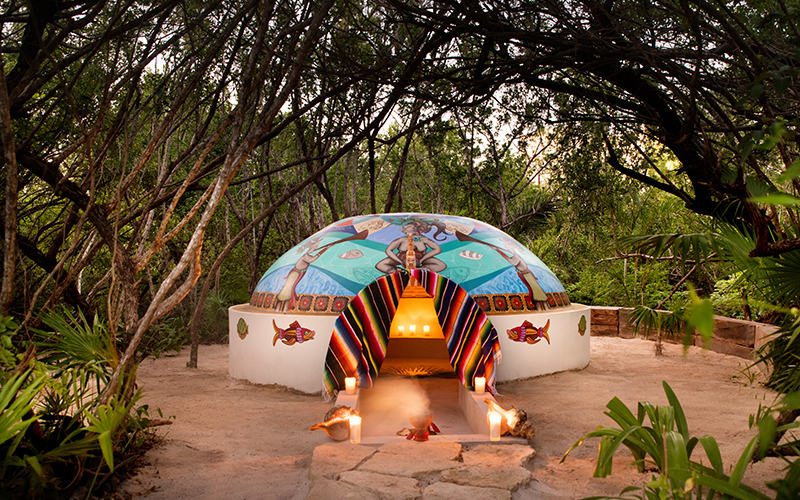 Temazcal Chable Mexico Holistic Treatment - Destination Deluxe