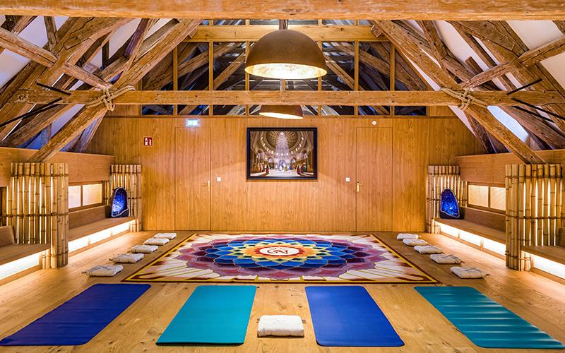 Yoga Retreat Thalheim - Destination Deluxe