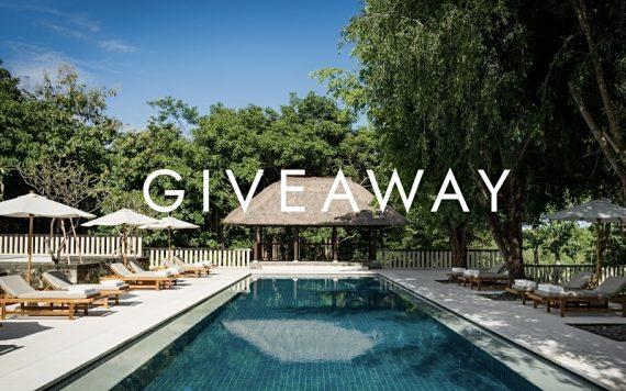 GIVEAWAY - Win Wellness Getaway - Destination Deluxe