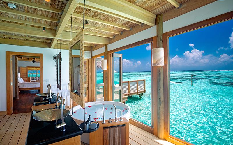 Gili Lankanfushi Bathtub Goals - Destination Deluxe