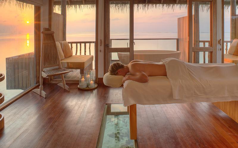 Gili Lankanfushi Maldives Meera Spa - Destination Deluxe