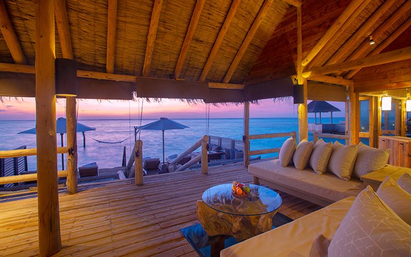 Gili Lankanfushi Maldives sunsets - Destination Deluxe