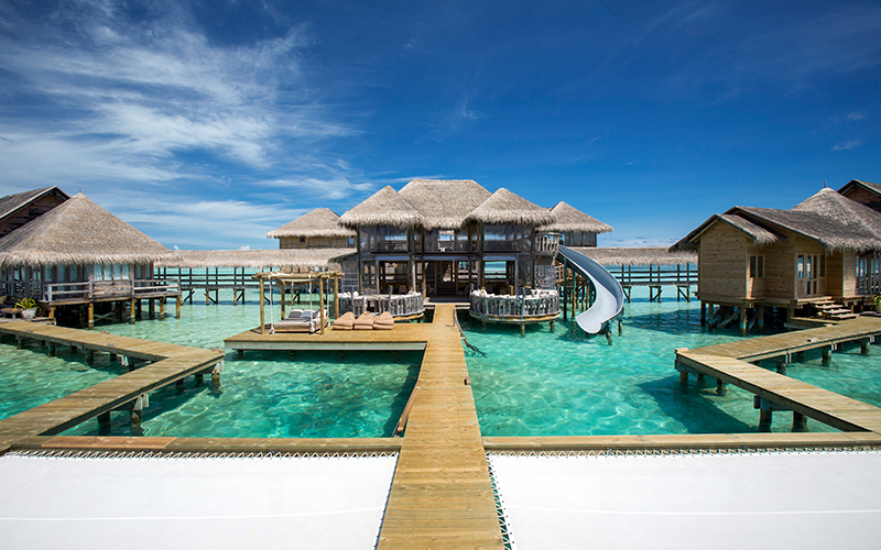 Maldives Slide Gili Lankanfushi - Destination Deluxe