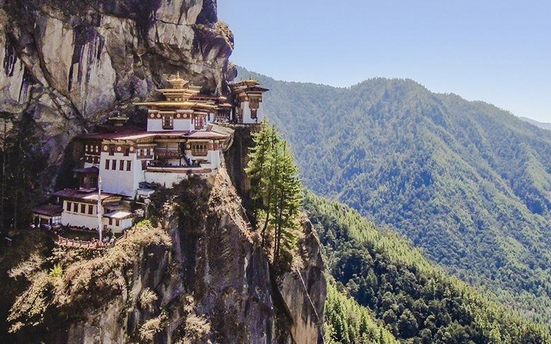 Bucket List Bhutan Tiger's Nest - Destination Deluxe